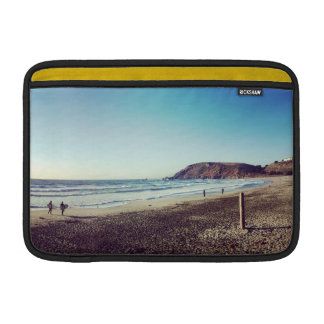 Pacifica State Beach Sleeve For MacBook Air