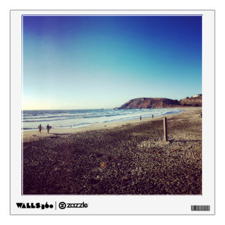 Pacifica State Beach Wall Decals