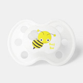 "Pacificador de BooginHead® de la ""abeja ocupada"" Chupete De Bebe"