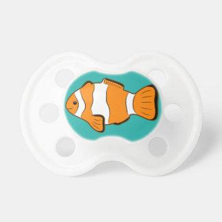 Pacificador de Clownfish Chupetes De Bebé