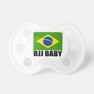 Pacificador de Jiu Jitsu del brasilen@o del bebé d Chupetes
