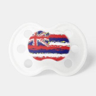 Pacificador de la BANDERA de HAWAII Chupetes De Bebé