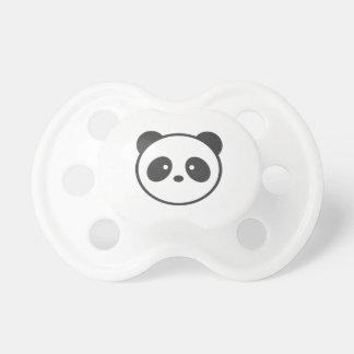 Pacificador de la panda chupete