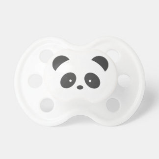 Pacificador de la panda chupetes de bebé