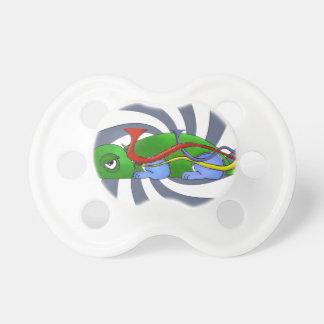Pacificador de la tortuga de Emo Chupetes Para Bebes