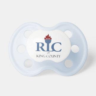 Pacificador de RLC el condado de King Chupetes Para Bebés