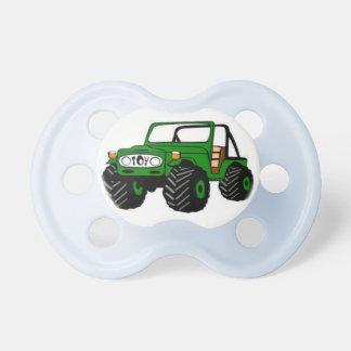 Pacificador de Toyota FJ40 Chupetes Para Bebes