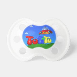 Pacificador de TuTiTu (0-6 meses) Chupetes Para Bebés