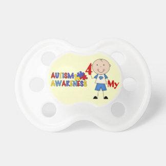 Pacificador del AA 4MyBR Chupetes