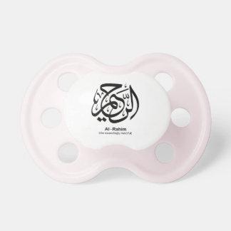 Pacificador del al-Rahim, rosado Chupete