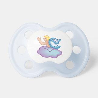 Pacificador del ángel del bebé chupetes para bebes