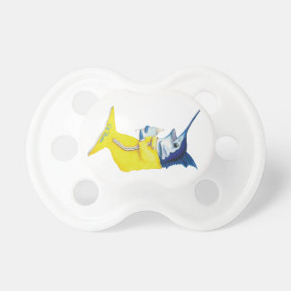 Pacificador del bebé de la aguja chupetes para bebés