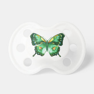 Pacificador del bebé de la mariposa del verano chupetes para bebés