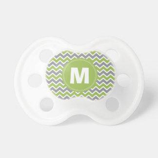 Pacificador del bebé del monograma del modelo de C Chupetes Para Bebés