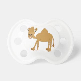 Pacificador del camello chupete de bebé