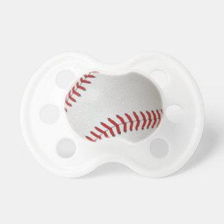 Pacificador del campeón del béisbol chupetes