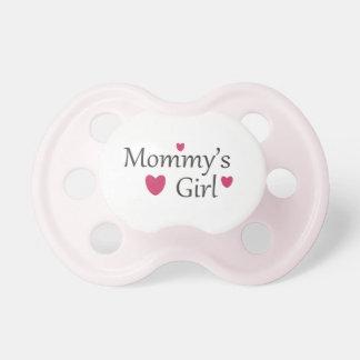 Pacificador del chica de Mommys Chupetes Para Bebes