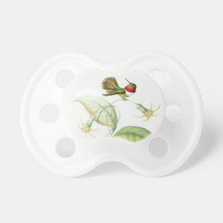 Pacificador del colibrí y de las flores