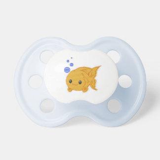 Pacificador del Goldfish 0-6 meses Chupete De Bebé