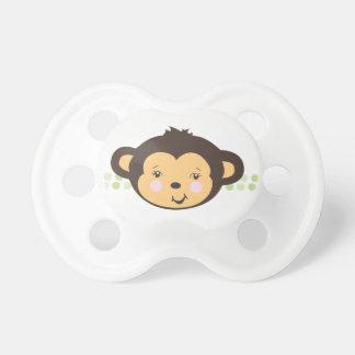 Pacificador del mono el | chupete de bebe
