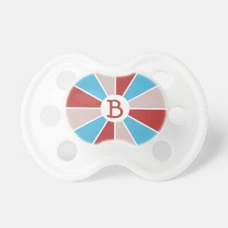 Pacificador del personalizado de la rueda/de los chupetes de bebé