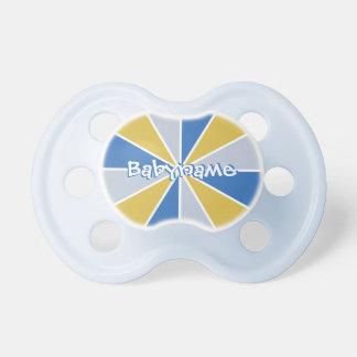 Pacificador del personalizado de la rueda/de los chupetes para bebes