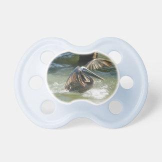 Pacificador del Splashdown Chupete De Bebé