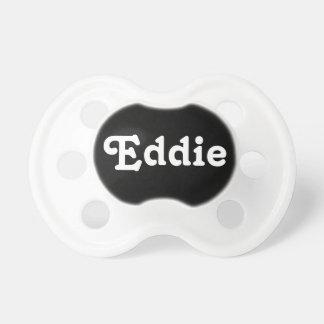 Pacificador Eddie Chupetes