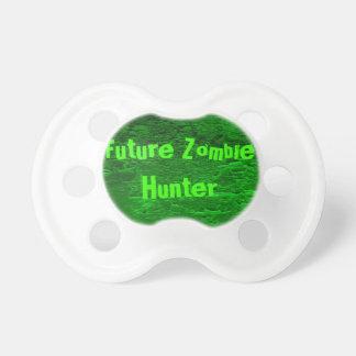 Pacificador futuro del cazador del zombi chupetes para bebes