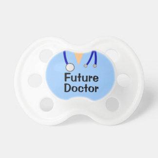 Pacificador futuro del doctor Scrubs Funny Baby Chupetes De Bebé
