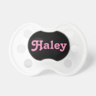 Pacificador Haley Chupete