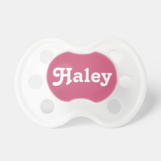 Pacificador Haley Chupetes