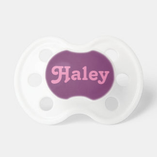 Pacificador Haley Chupetes Para Bebés