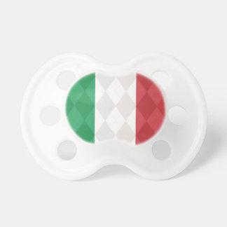 Pacificador italiano del personalizado de BooginHe Chupetes