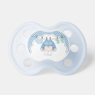 Pacificador/lunares y lavadero del bebé chupetes