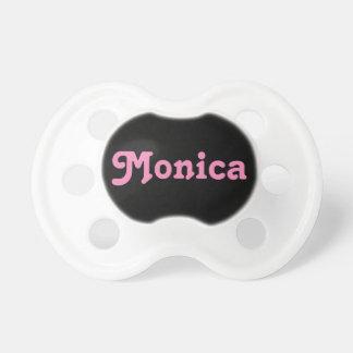 Pacificador Mónica Chupete De Bebé
