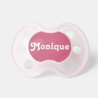 Pacificador Mónica Chupetes Para Bebes