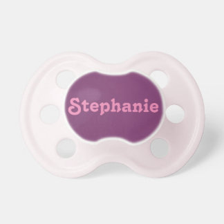 Pacificador Stephanie Chupetes Para Bebés