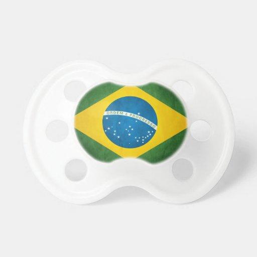 Pacificadores del bebé del Brasil Chupetes Para Bebes