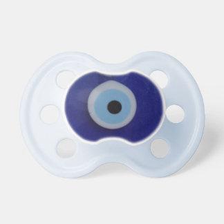 Pacificadores del mal de ojo chupete de bebe
