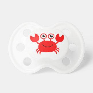 Pacificadores felices del personalizado del chupetes de bebe