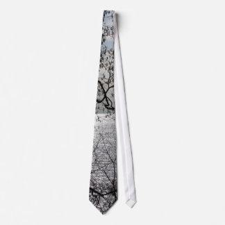 Pacífico pase por alto corbata personalizada