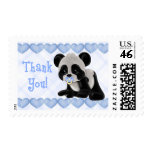 Pacified Panda Thank You Postage Stamps