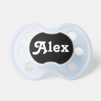 Pacifier Alex