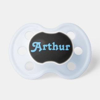 Pacifier Arthur