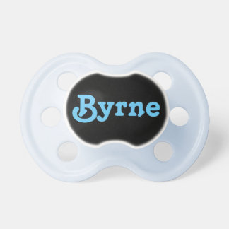 Pacifier Byrne