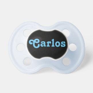 Pacifier Carlos
