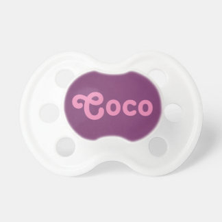 Pacifier Coco