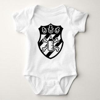 Pacifier Crest Baby Bodysuit