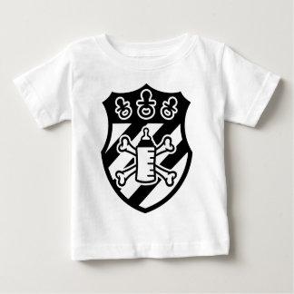 Pacifier Crest Baby T-Shirt